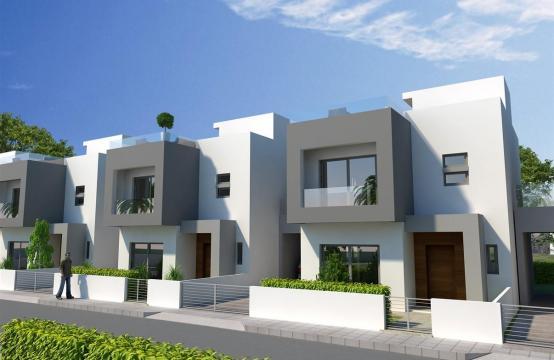 Modern 3 Bedroom Villa in New Project in Paphos