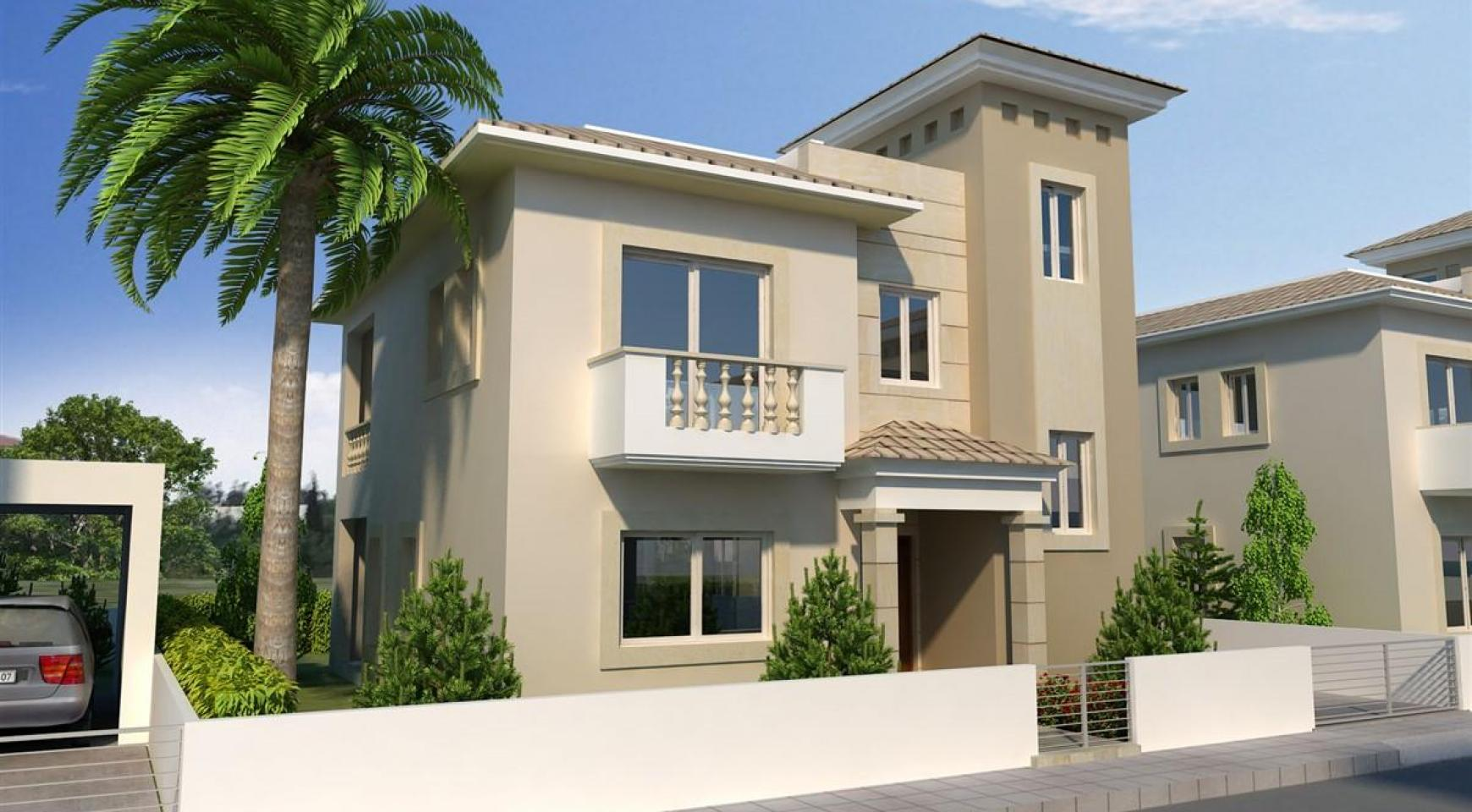 Modern 3 Bedroom Villa in New Project in Paphos - 17