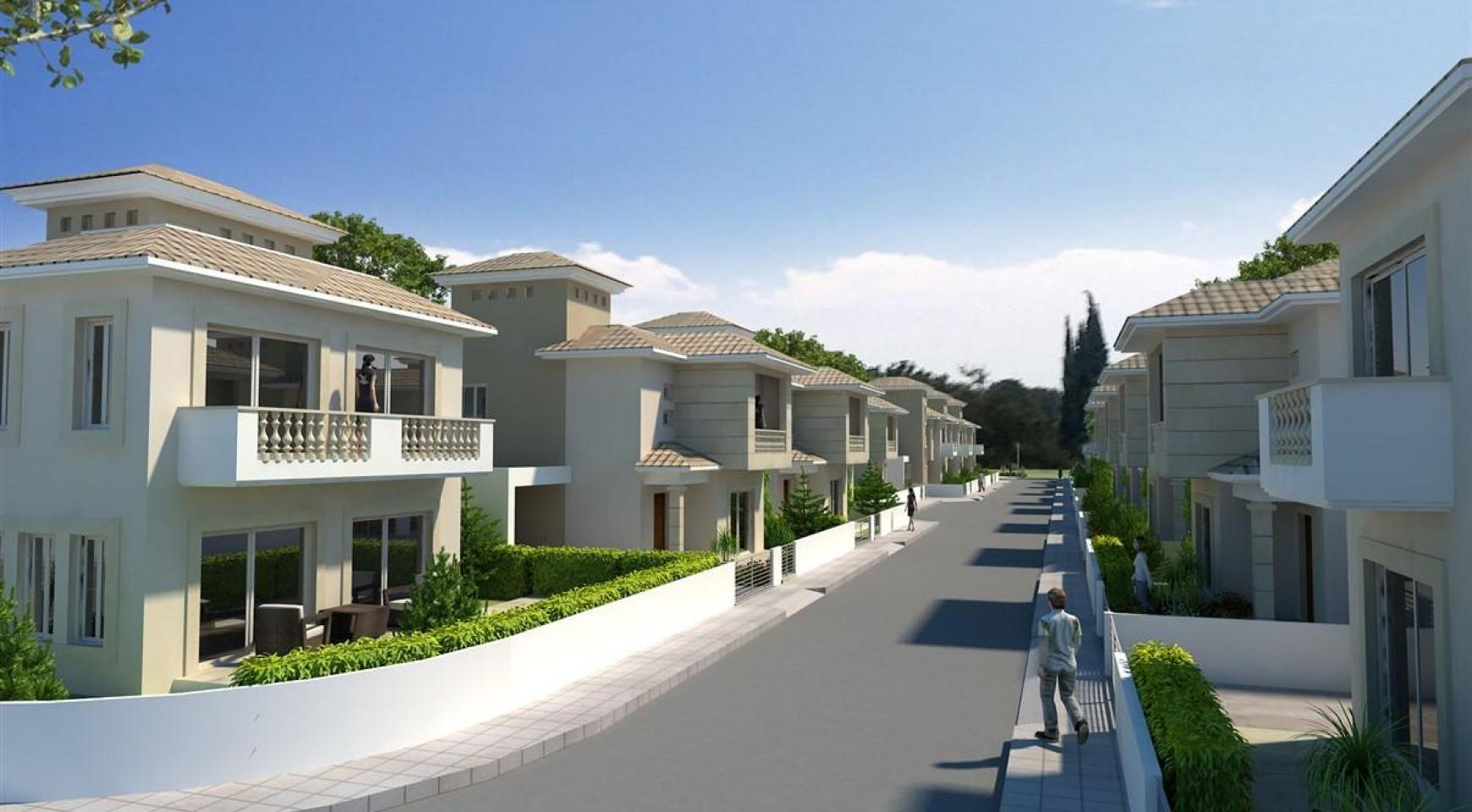 Modern 3 Bedroom Villa in New Project in Paphos - 20