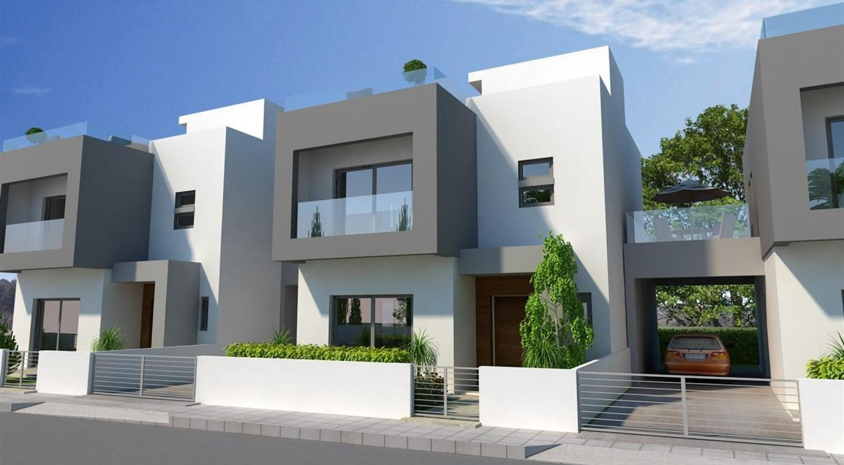 Modern 3 Bedroom Villa in New Project in Paphos - 38