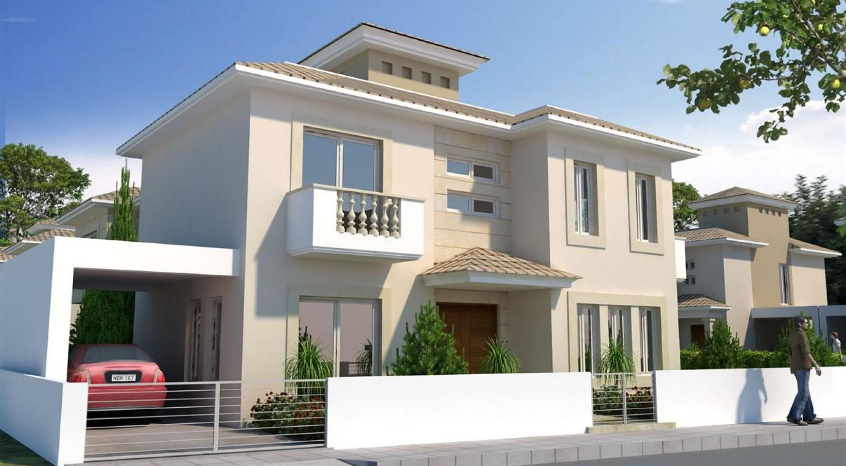 3 Bedroom Villa in New Project in Paphos - 11