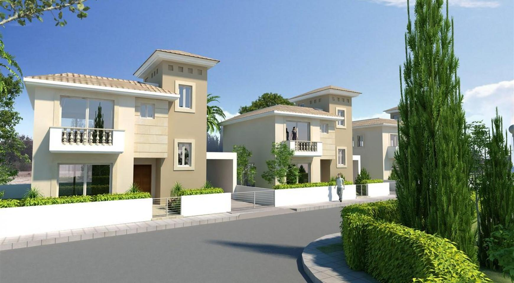 3 Bedroom Villa in New Project in Paphos - 23