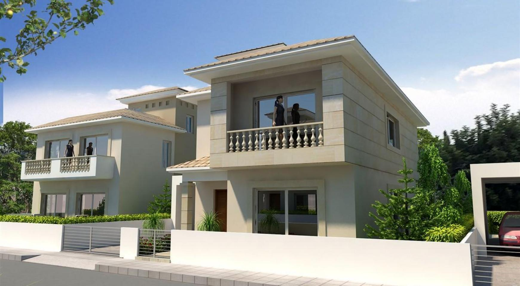 3 Bedroom Villa in New Project in Paphos - 12