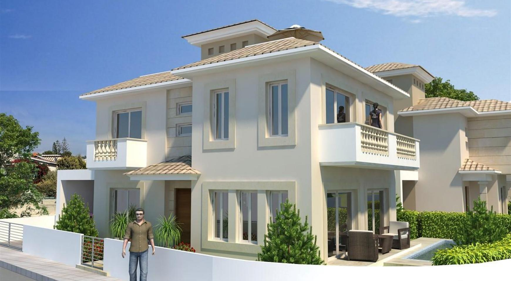3 Bedroom Villa in New Project in Paphos - 22