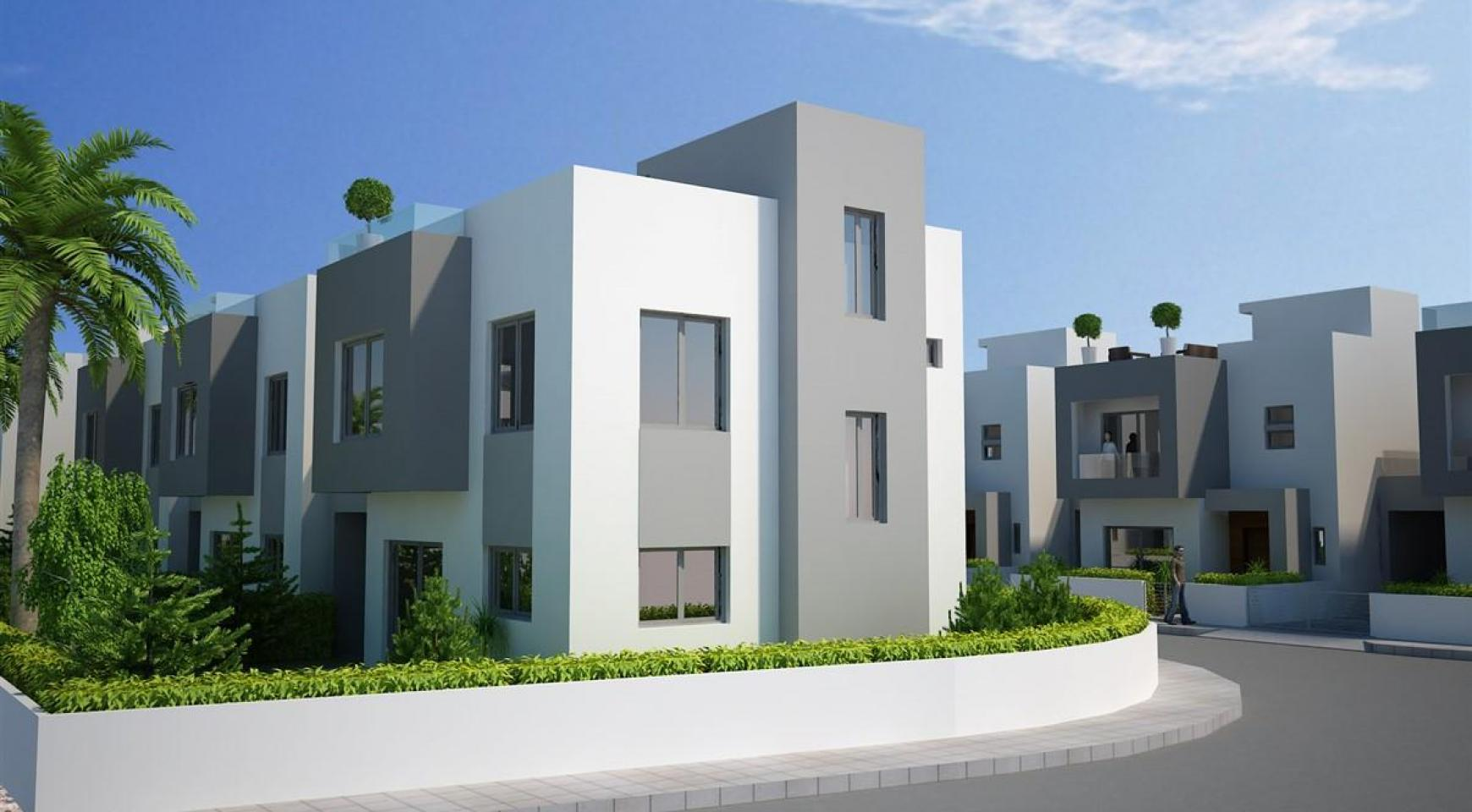 Modern 3 Bedroom Villa in New Project in Paphos - 31