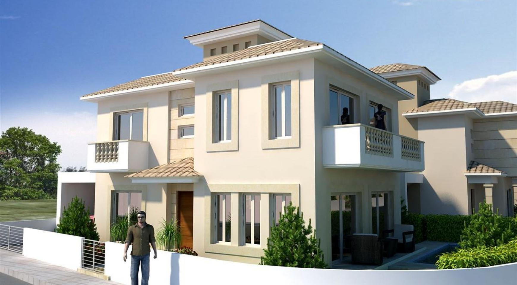 3 Bedroom Villa in New Project in Paphos - 5