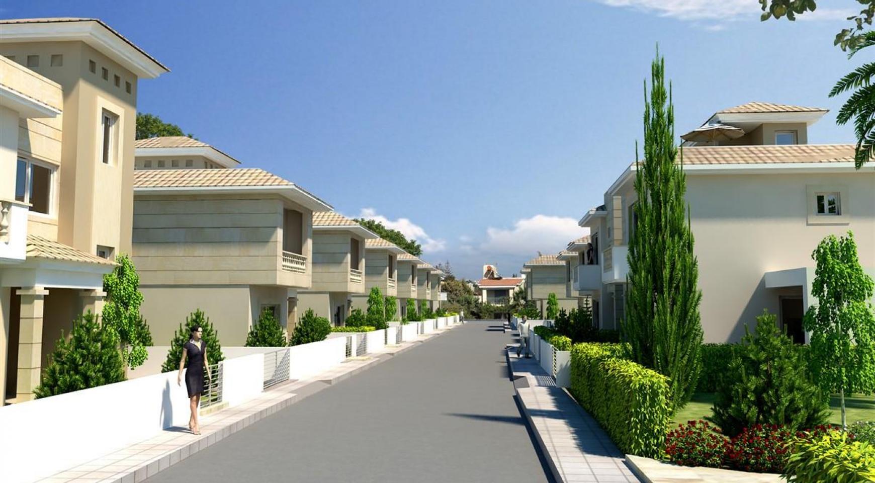 Modern 3 Bedroom Villa in New Project in Paphos - 27