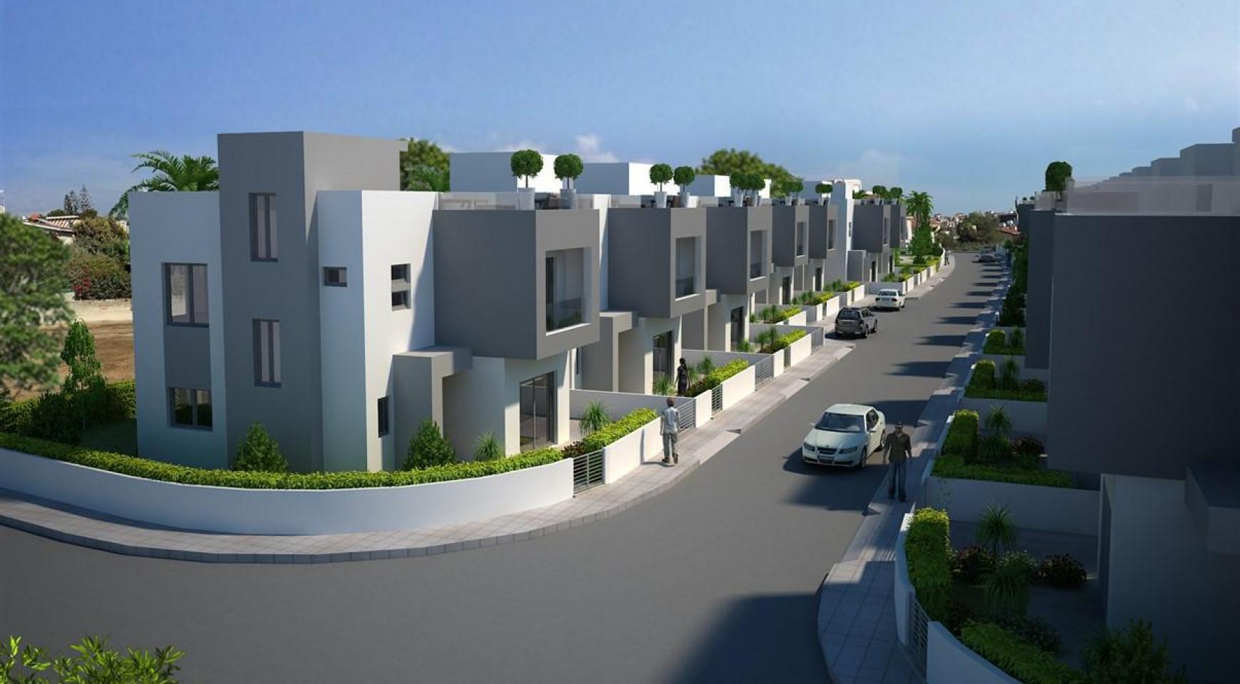 Modern 3 Bedroom Villa in New Project in Paphos - 36
