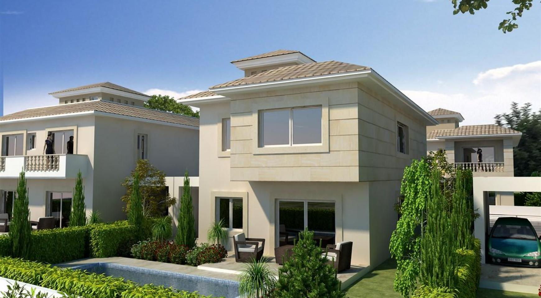 Modern 3 Bedroom Villa in New Project in Paphos - 11