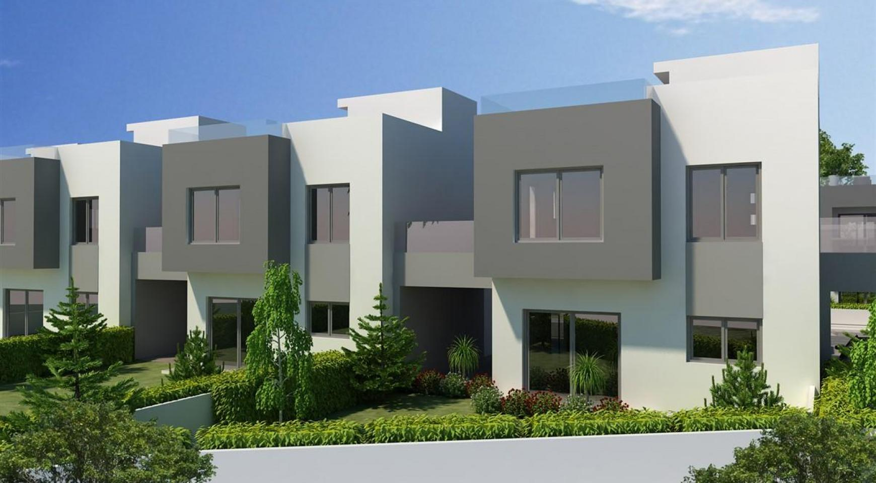 Modern 3 Bedroom Villa in New Project in Paphos - 35