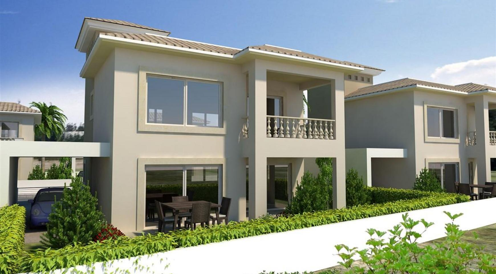 Modern 3 Bedroom Villa in New Project in Paphos - 18