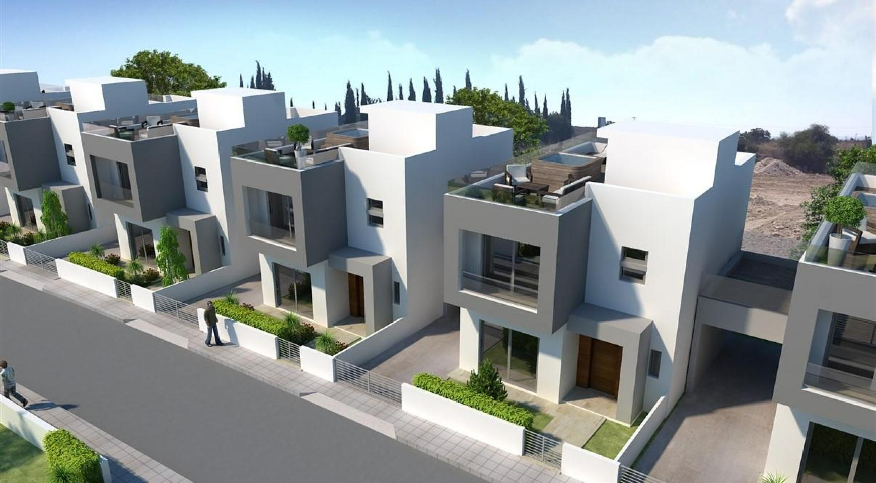 Modern 3 Bedroom Villa in New Project in Paphos - 2