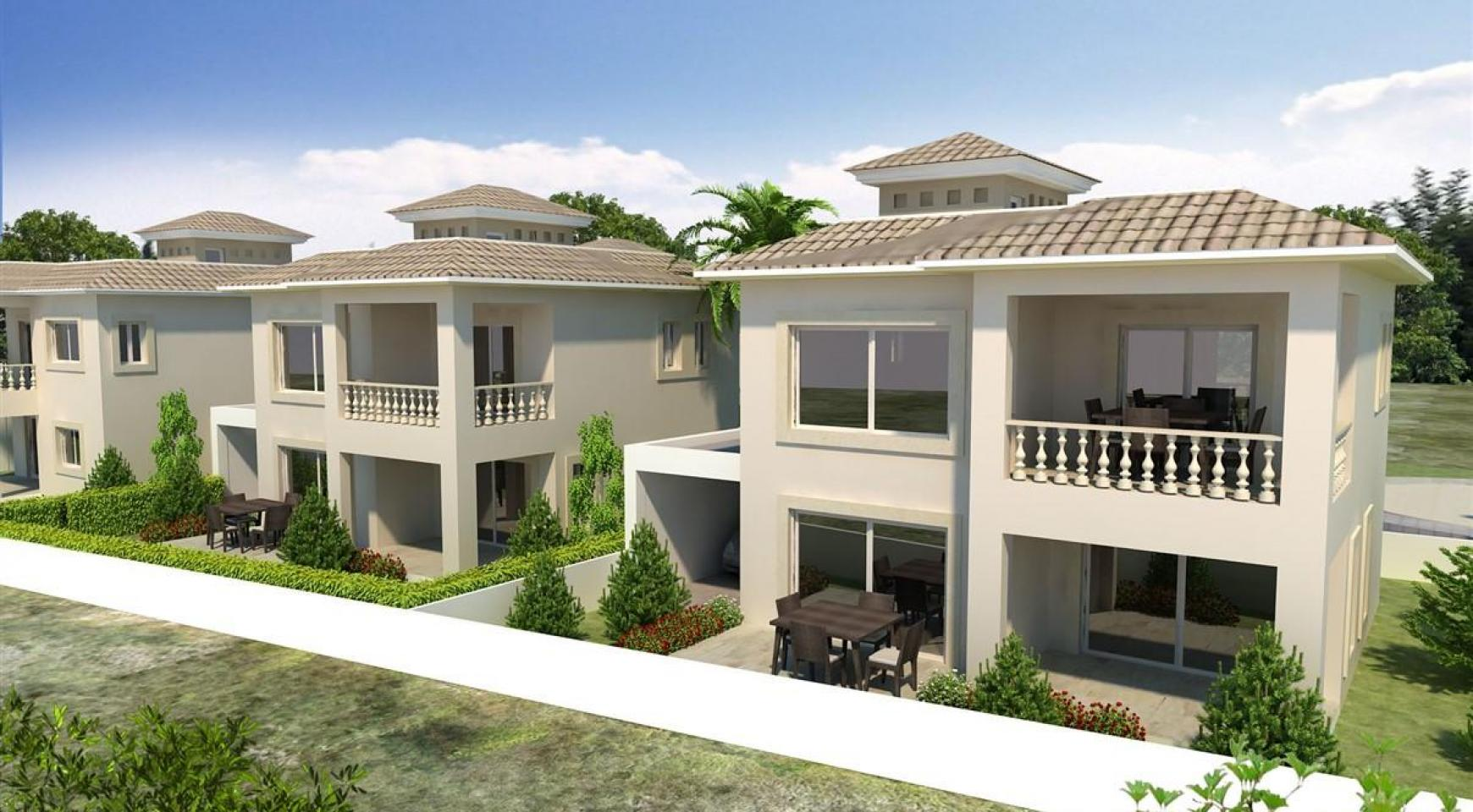Modern 3 Bedroom Villa in New Project in Paphos - 19