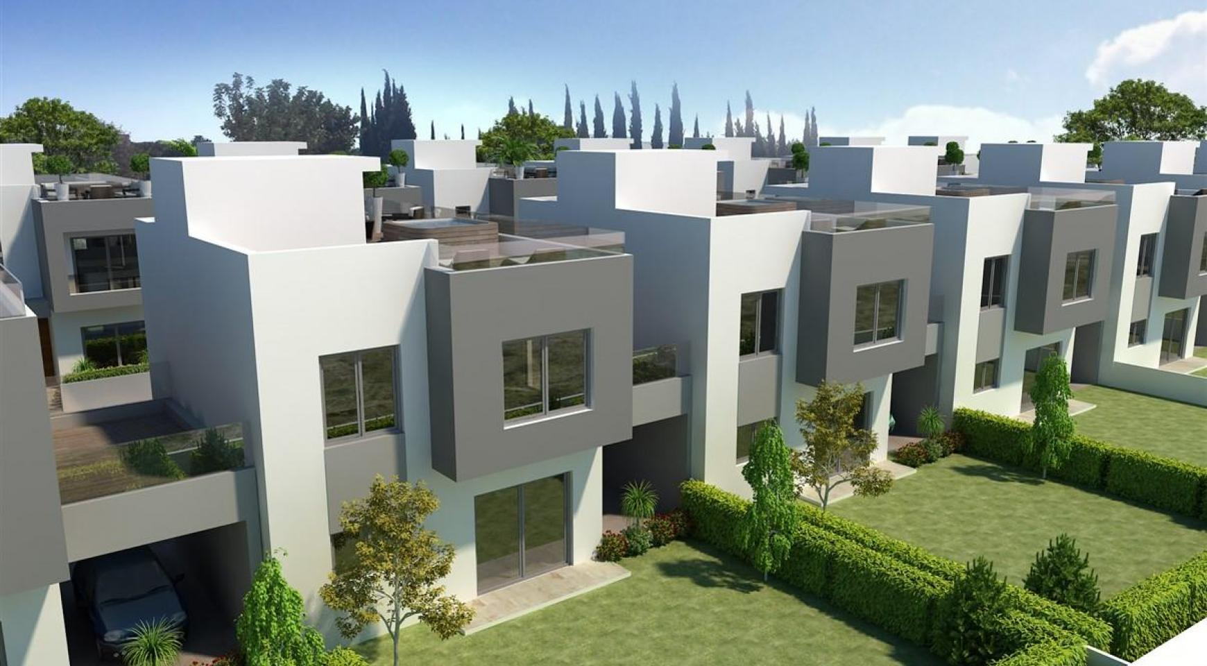 Modern 3 Bedroom Villa in New Project in Paphos - 29