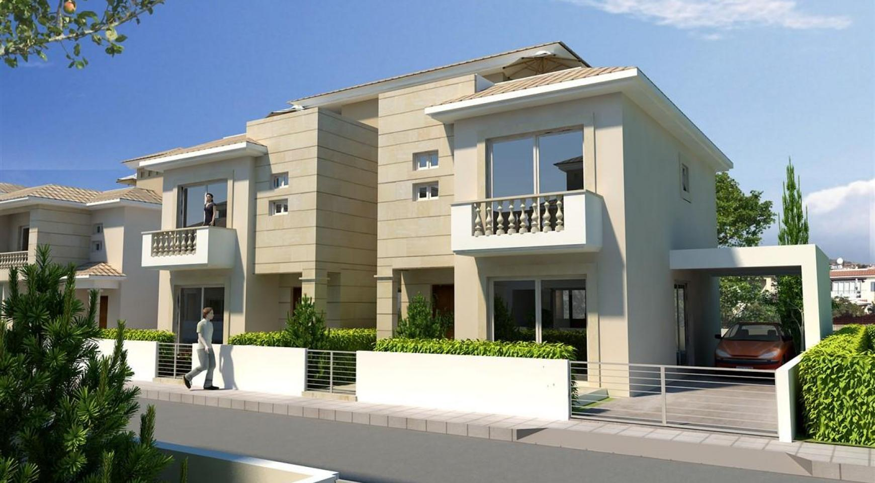 3 Bedroom Villa in New Project in Paphos - 24