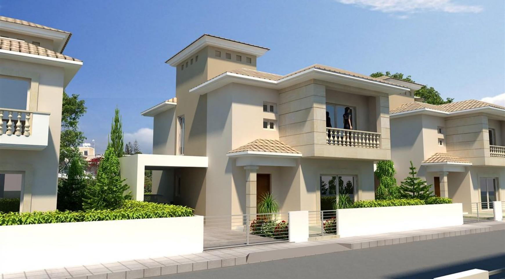 3 Bedroom Villa in New Project in Paphos - 21