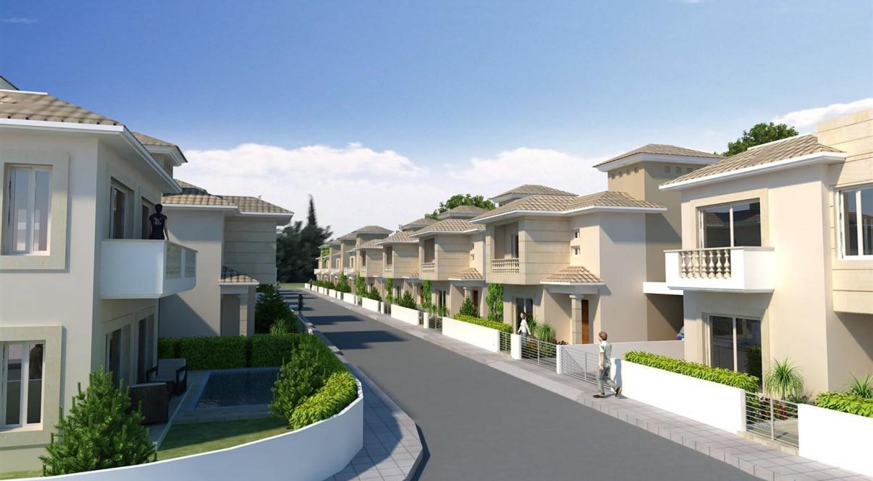3 Bedroom Villa in New Project in Paphos - 7