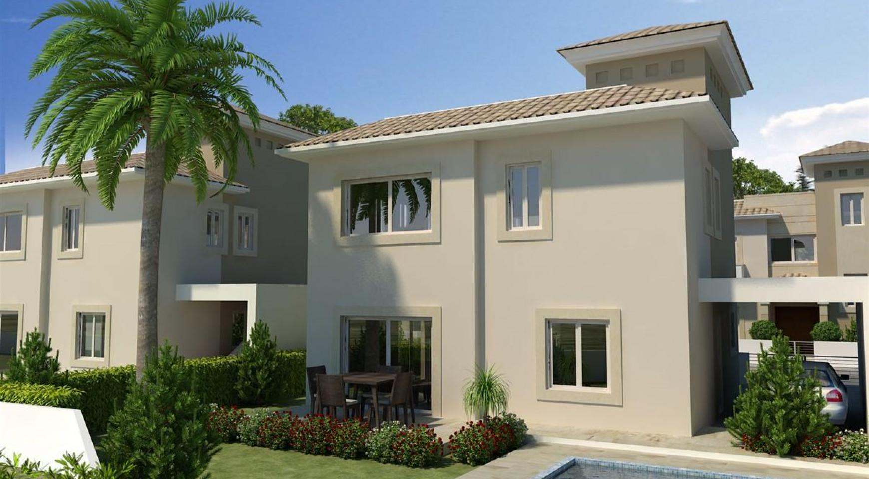 3 Bedroom Villa in New Project in Paphos - 16