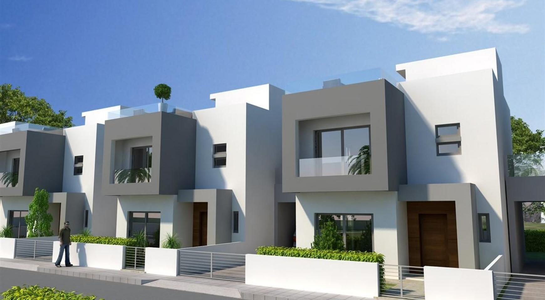 3 Bedroom Villa in New Project in Paphos - 1