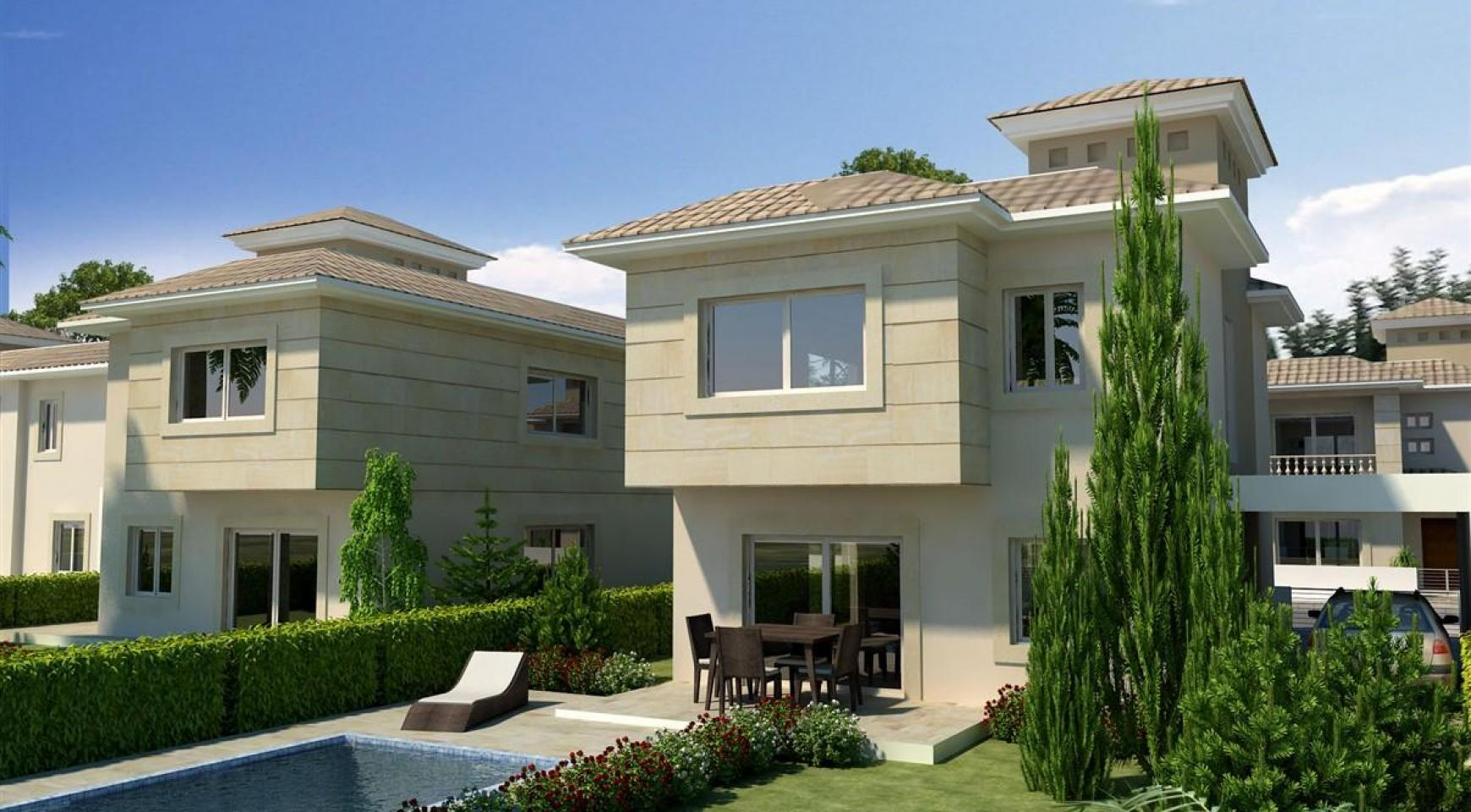 3 Bedroom Villa in New Project in Paphos - 13