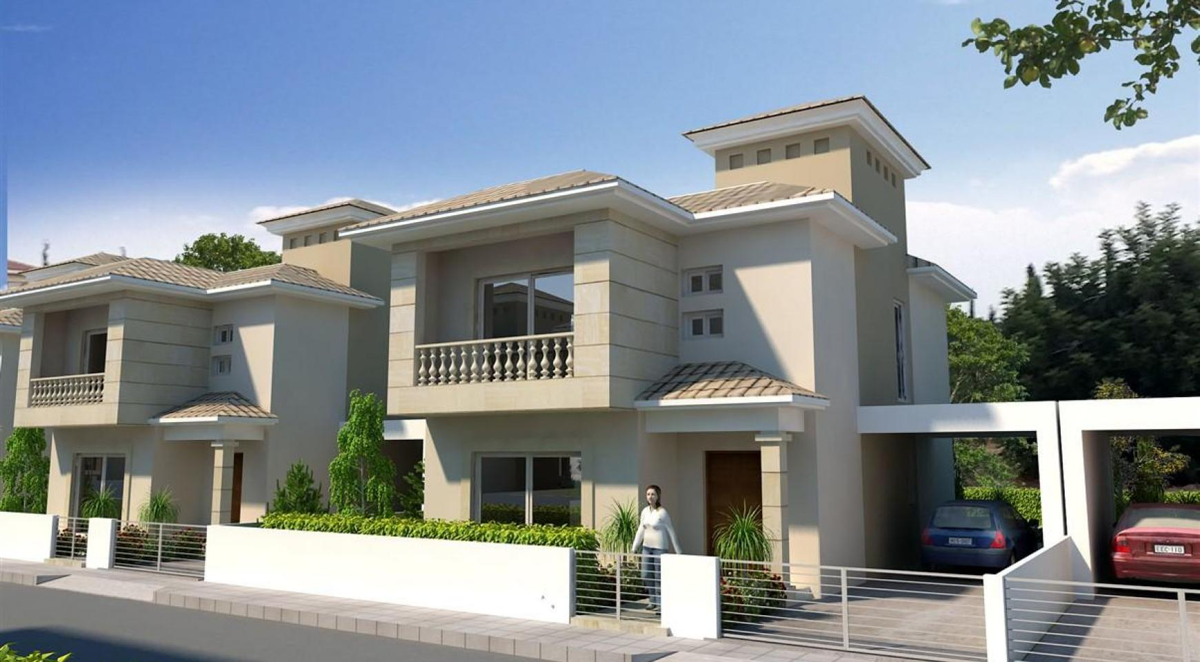 3 Bedroom Villa in New Project in Paphos - 6