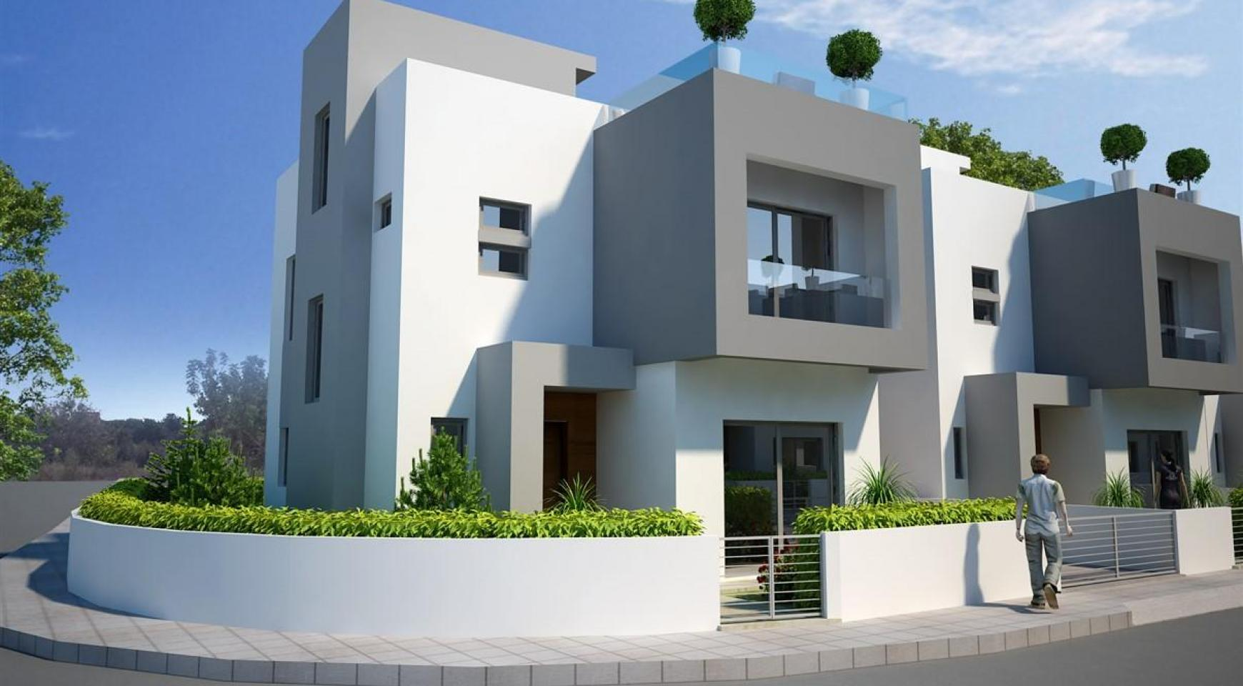 Modern 3 Bedroom Villa in New Project in Paphos - 27