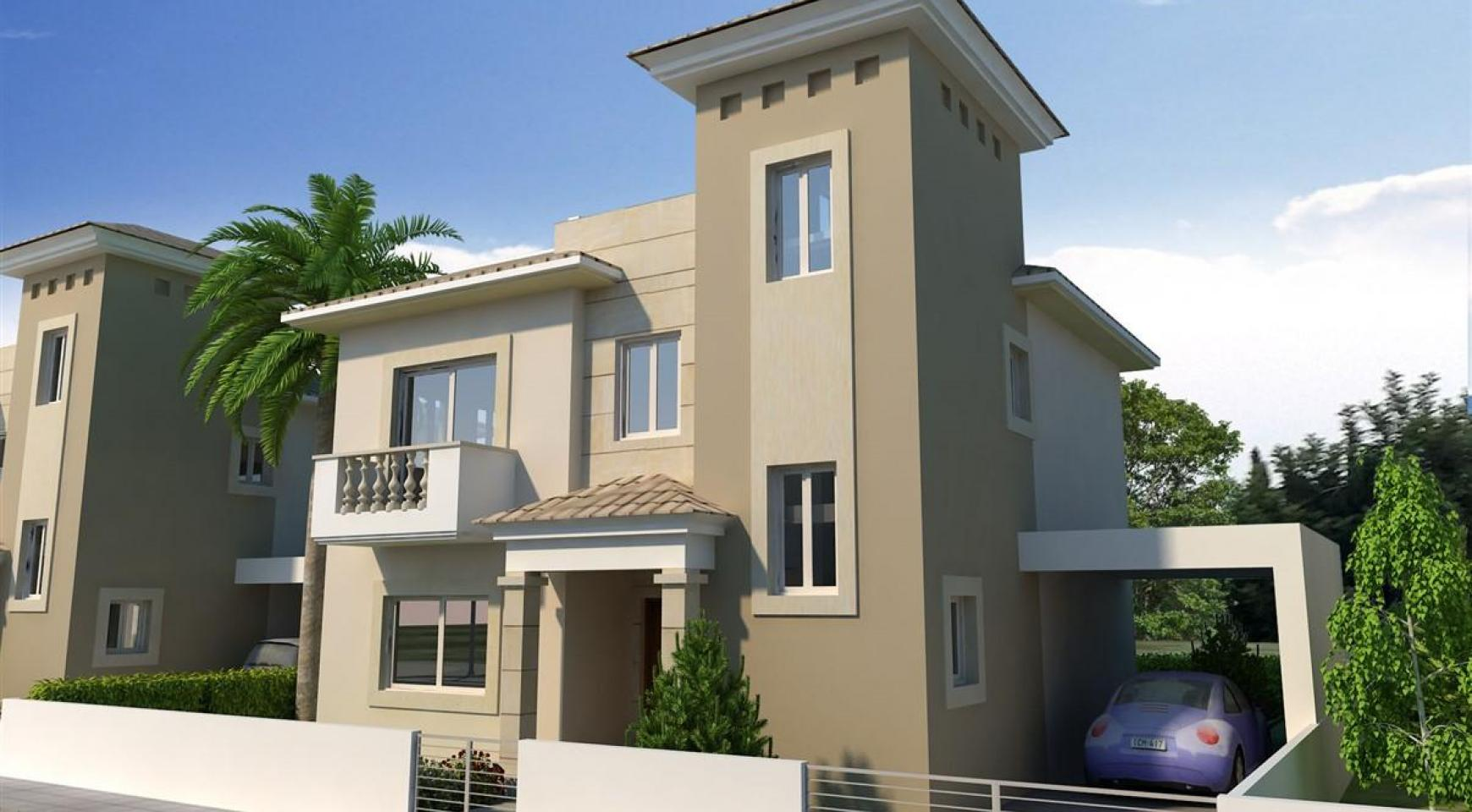 Modern 3 Bedroom Villa in New Project in Paphos - 15