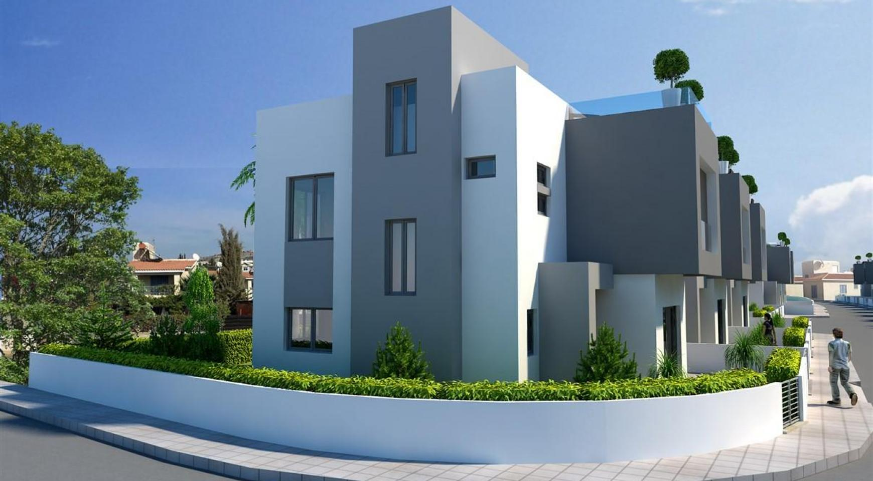 Modern 3 Bedroom Villa in New Project in Paphos - 37