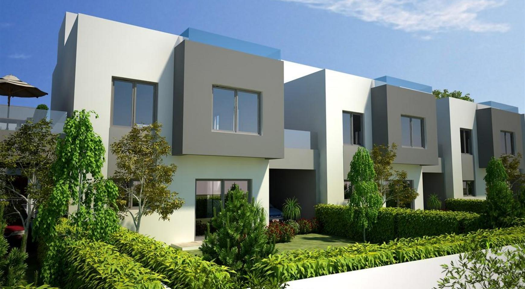 Modern 3 Bedroom Villa in New Project in Paphos - 32