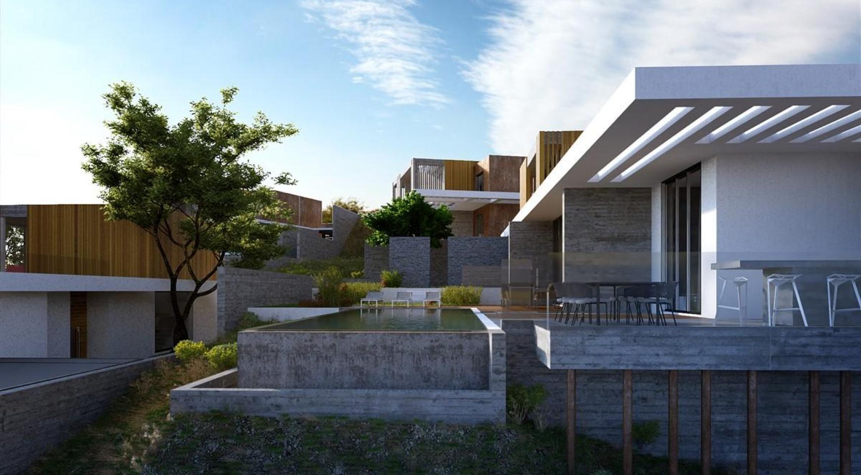 Exclusive 4 Bedroom Villa with Stunning Views in Germasogeia - 1