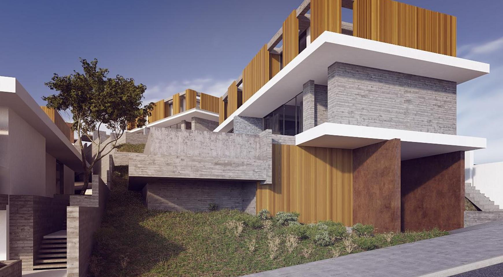 Exclusive 4 Bedroom Villa with Stunning Views in Germasogeia - 5
