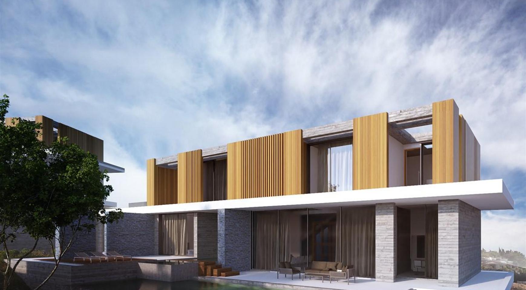 Exclusive 4 Bedroom Villa with Stunning Views in Germasogeia - 2