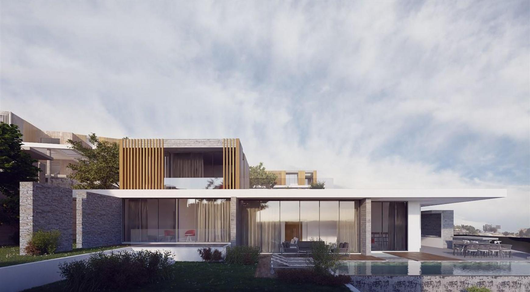 Exclusive 4 Bedroom Villa with Stunning Views in Germasogeia - 4