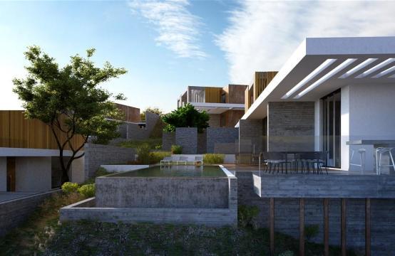 Exclusive 4 Bedroom Villa with Stunning Views in Germasogeia
