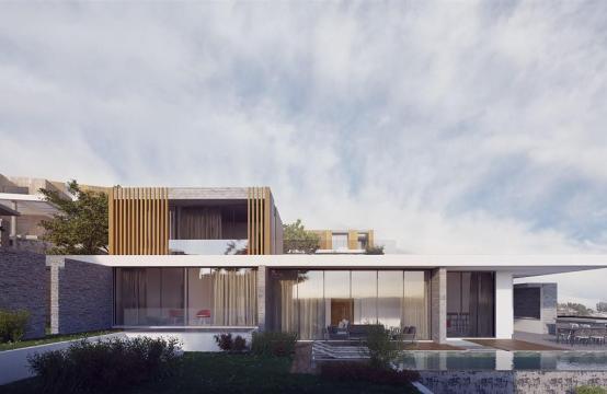 Exclusive 3 Bedroom Villa with Stunning Views in Germasogeia