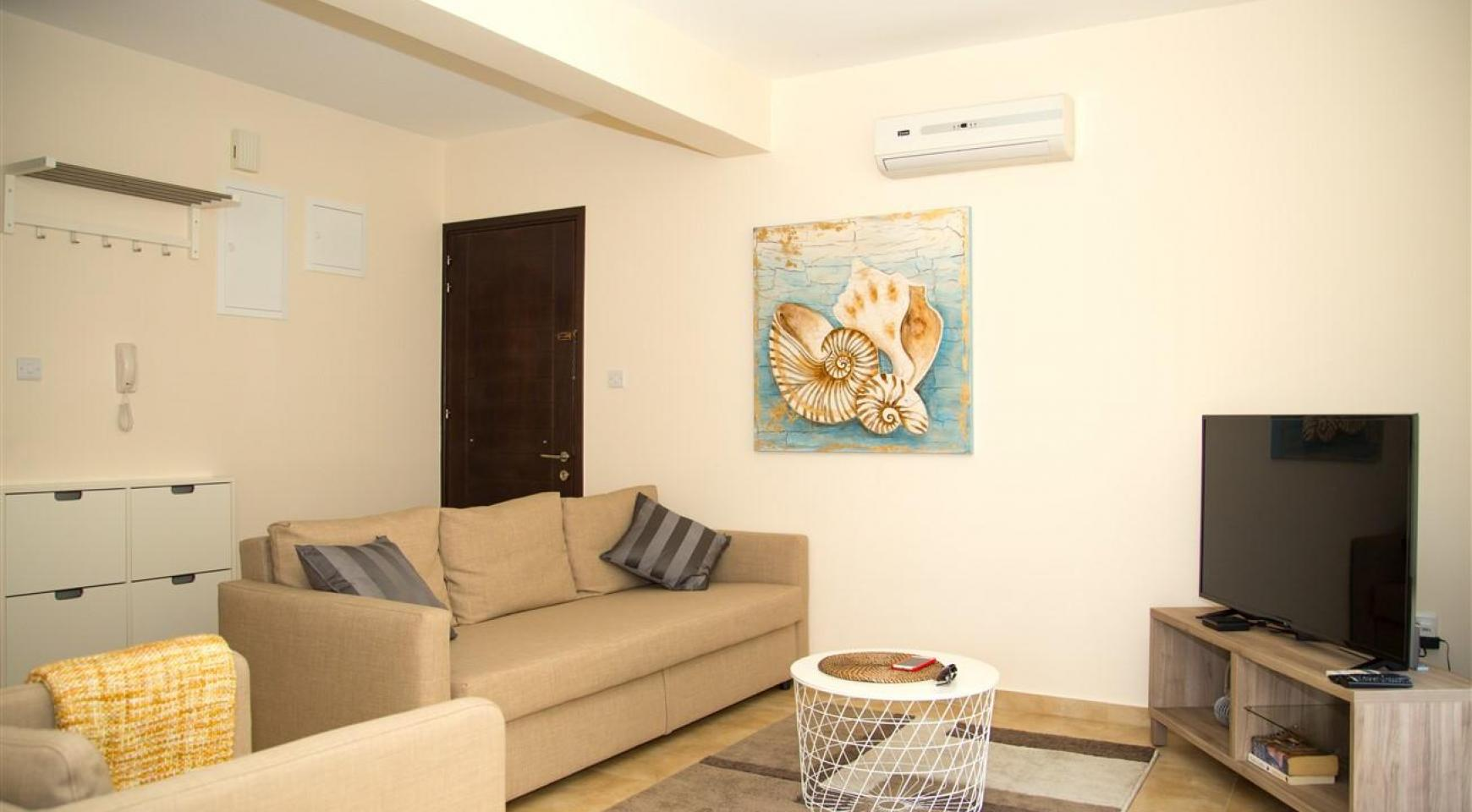 Cozy 2 Bedroom Apartment in Potamos Germasogeia - 1
