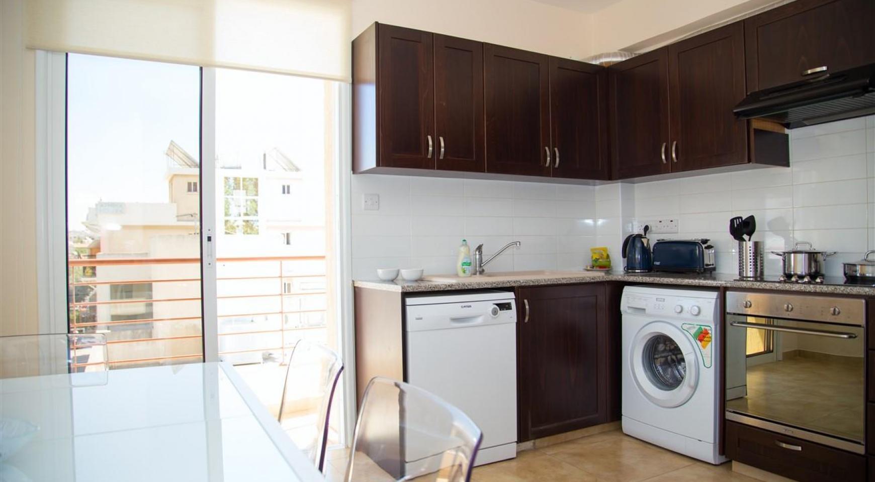Cozy 2 Bedroom Apartment in Potamos Germasogeia - 4