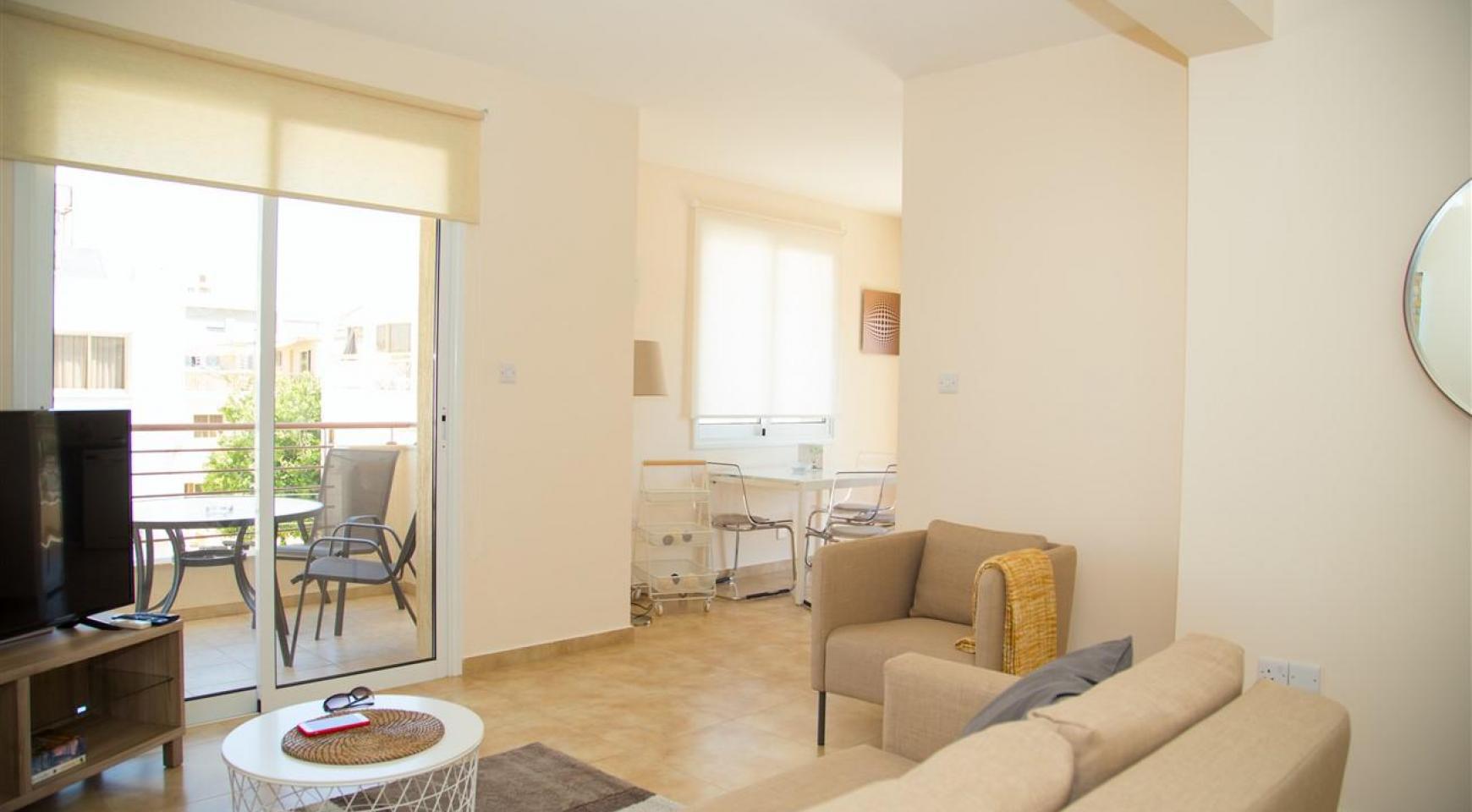 Cozy 2 Bedroom Apartment in Potamos Germasogeia - 2