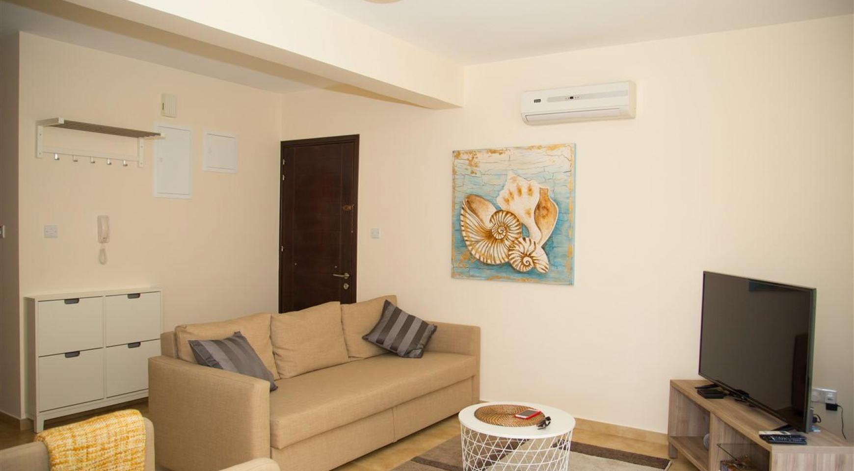 Cozy 2 Bedroom Apartment in Potamos Germasogeia - 3