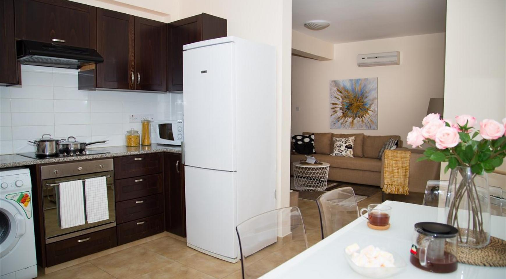 Αντίγραφο Cozy 2 Bedroom Apartment in Potamos Germasogeia - 4