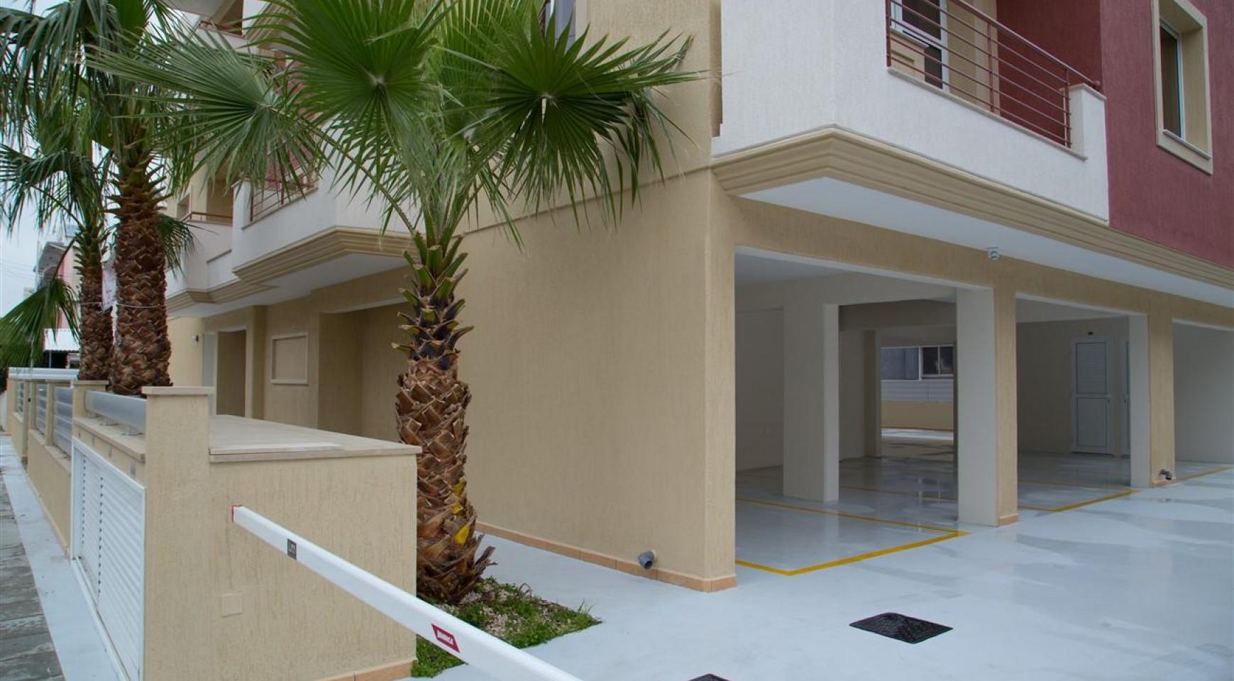 Frida Court. Cozy Spacious One Bedroom 103  Apartment in potamos Germasogeia - 13