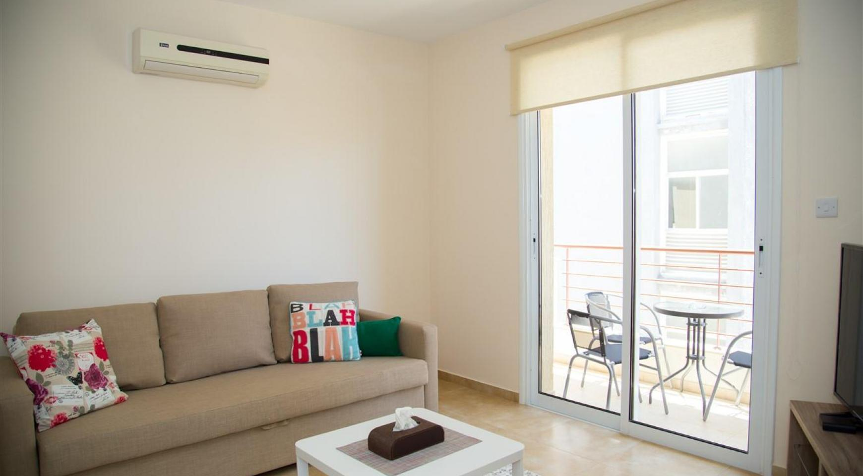 Frida Court. Cozy Spacious One Bedroom 103  Apartment in potamos Germasogeia - 2
