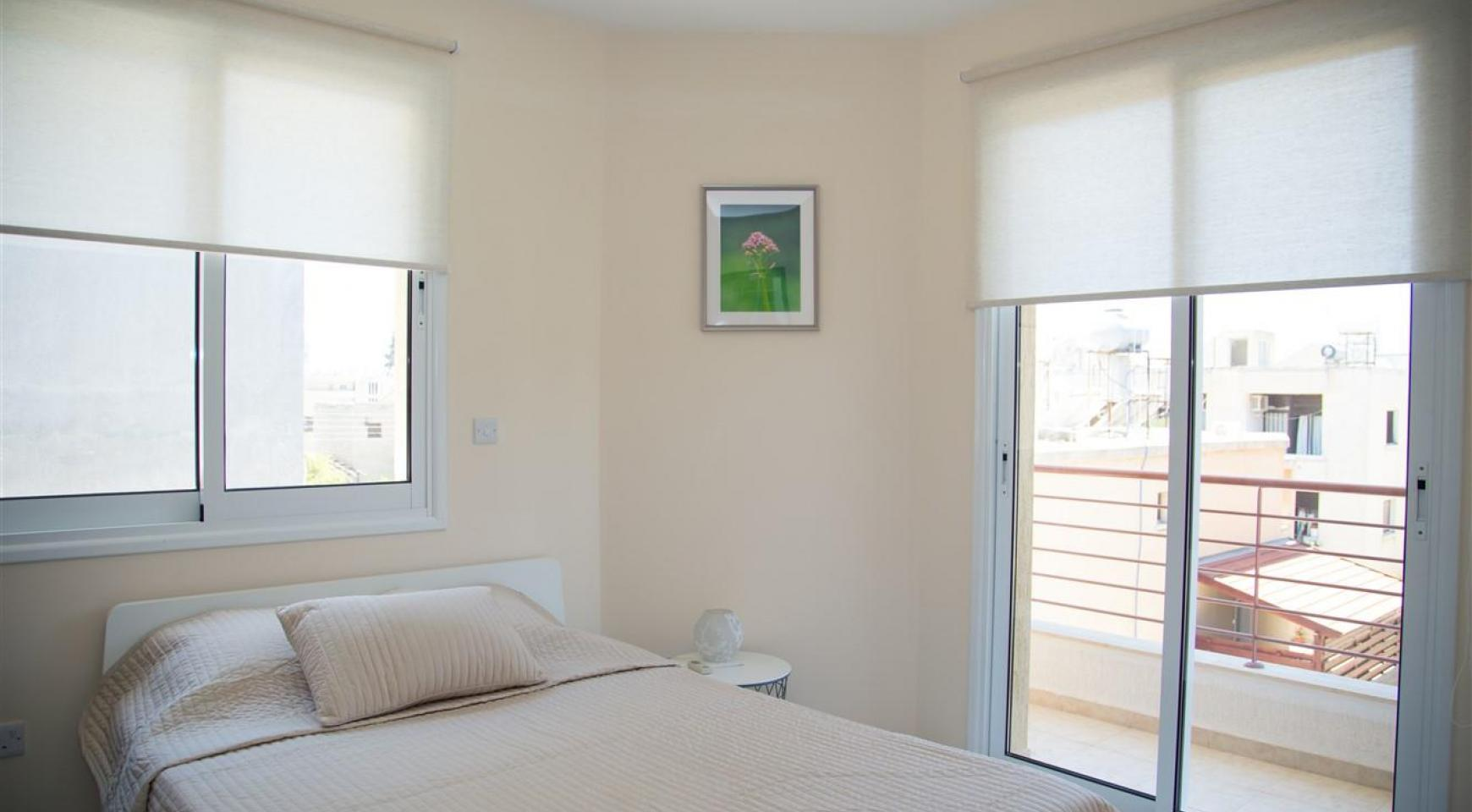Frida Court. Cozy Spacious One Bedroom 103  Apartment in potamos Germasogeia - 7