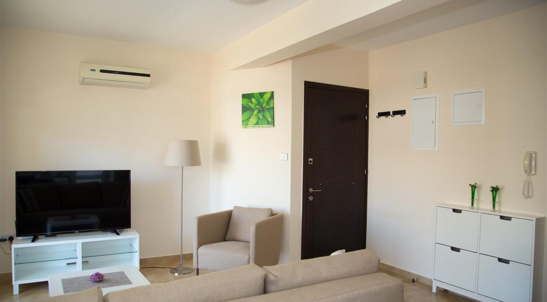 Frida Court. Cozy Spacious One Bedroom  Apartment 104 in potamos Germasogeia - 8