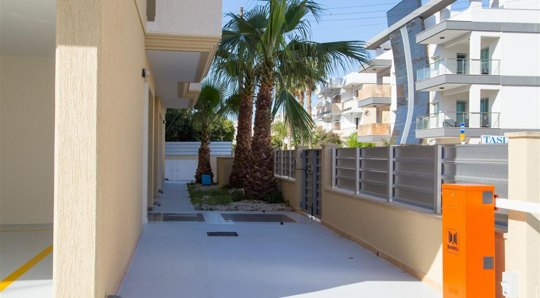 Frida Court. Cozy Spacious One Bedroom  Apartment 104 in potamos Germasogeia - 13