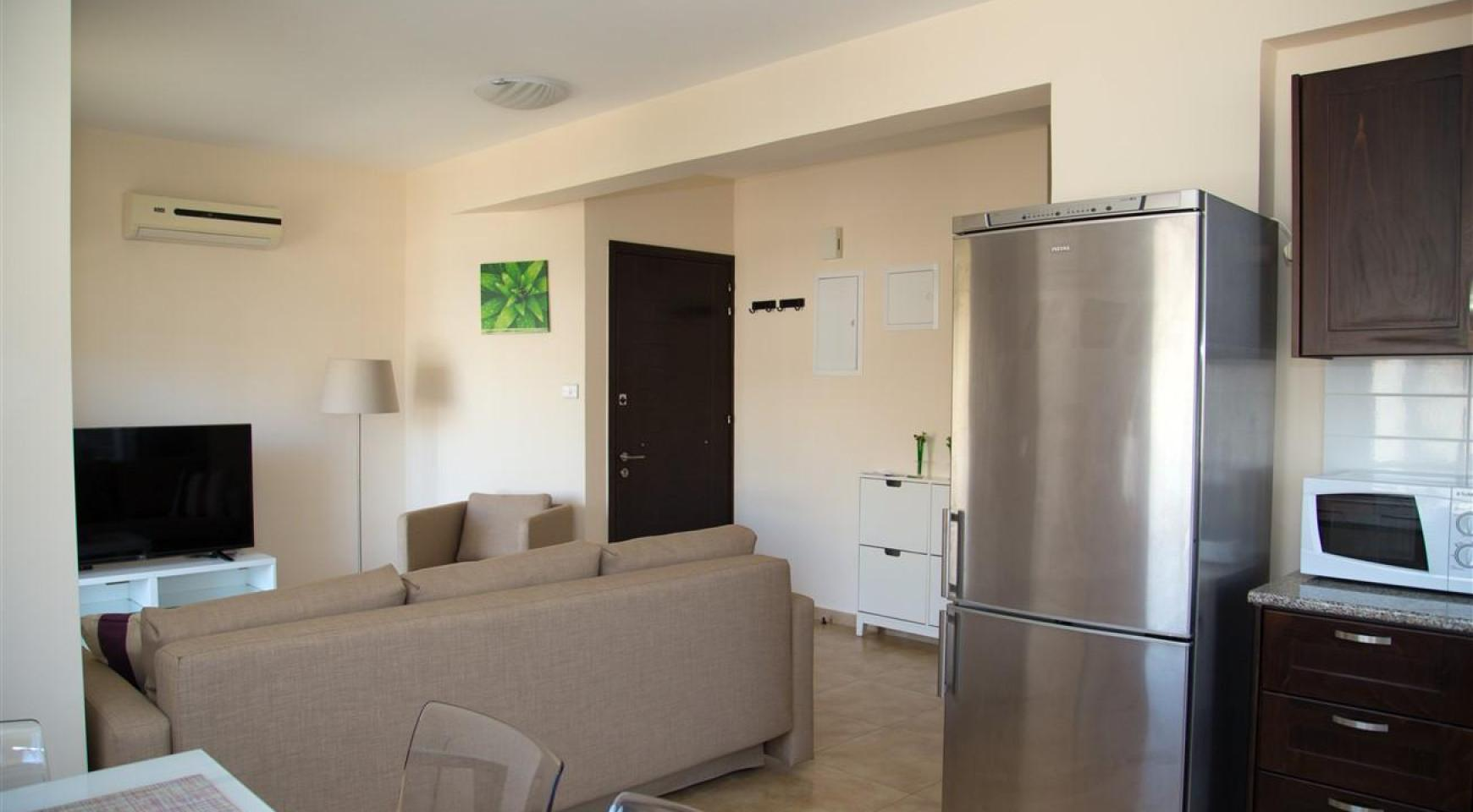 Frida Court. Cozy Spacious One Bedroom  Apartment 104 in potamos Germasogeia - 7