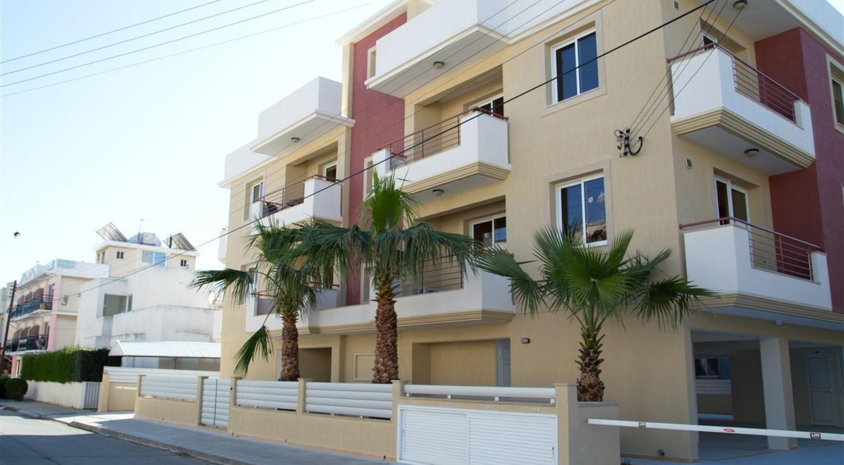 Frida Court. Cozy Spacious One Bedroom  Apartment 204 in Potamos Germasogeia - 14