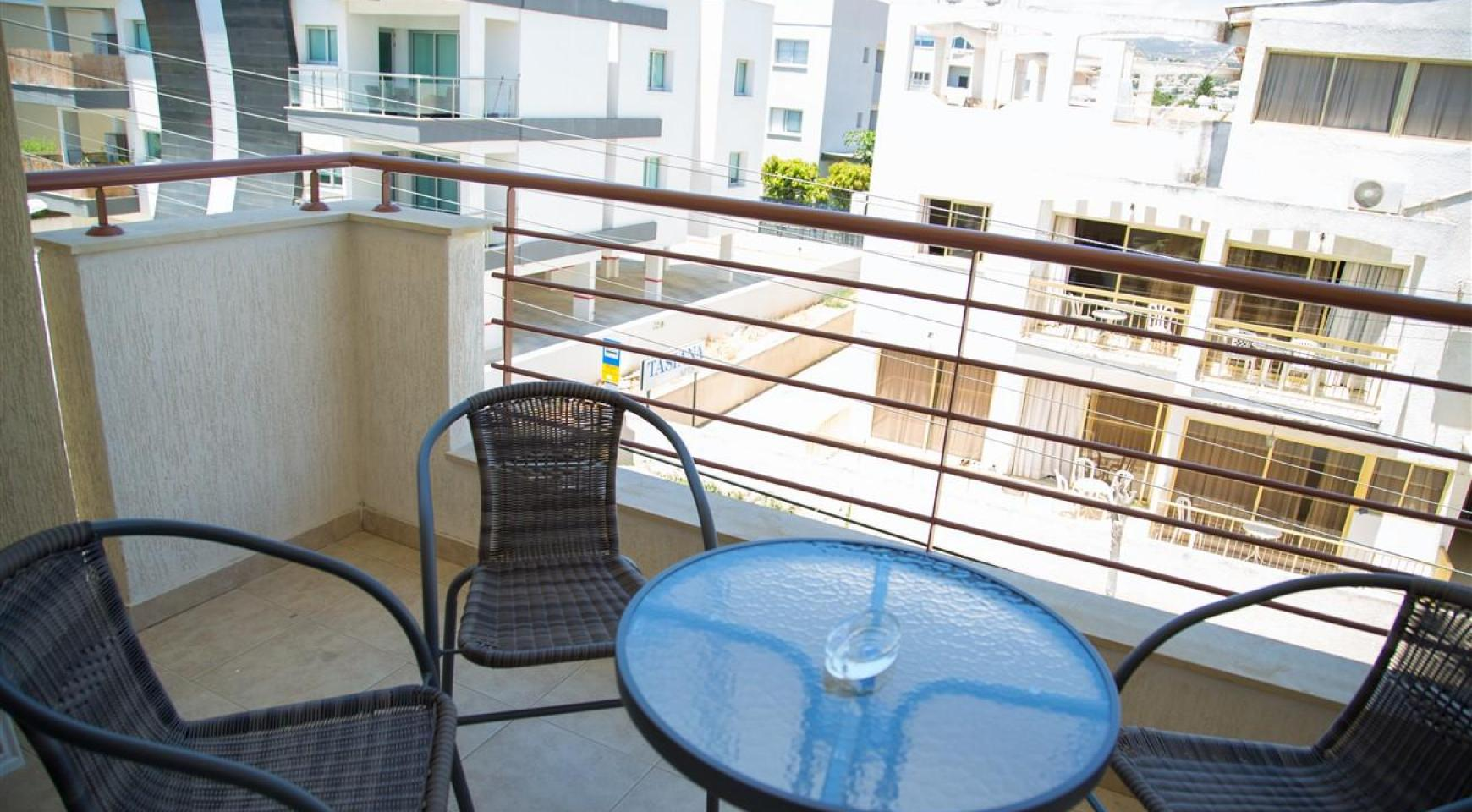 Frida Court. Cozy Spacious One Bedroom  Apartment 204 in Potamos Germasogeia - 12
