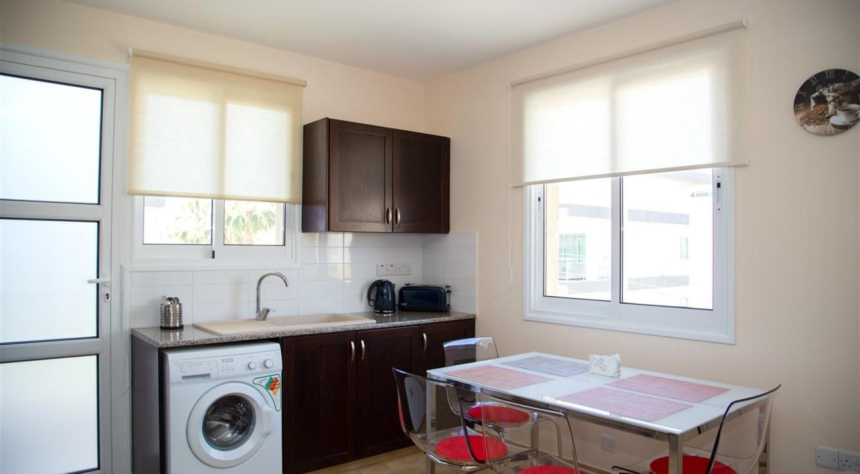 Frida Court. Cozy Spacious One Bedroom  Apartment 204 in Potamos Germasogeia - 4
