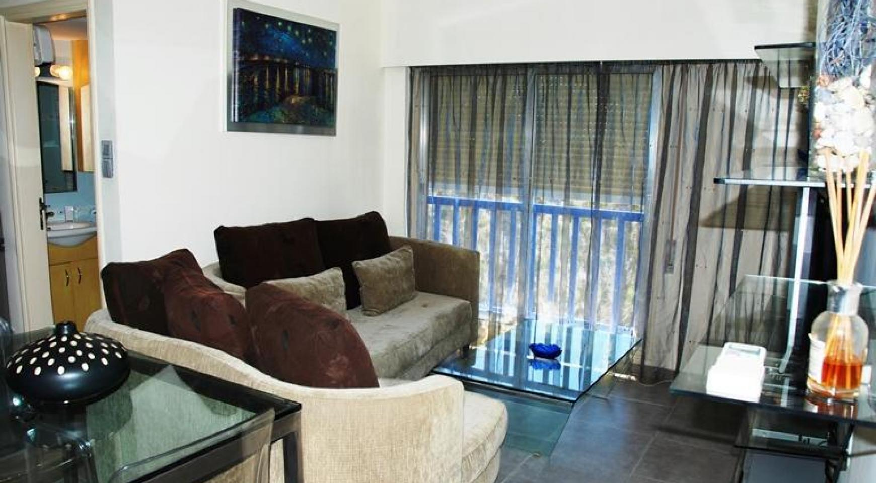 One Bedroom Apartment near the Beach in Agios Tychonas - 5
